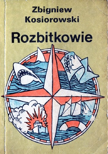 Okładka książki Rozbitkowie