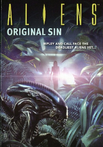 Okładka książki Aliens: Original Sin