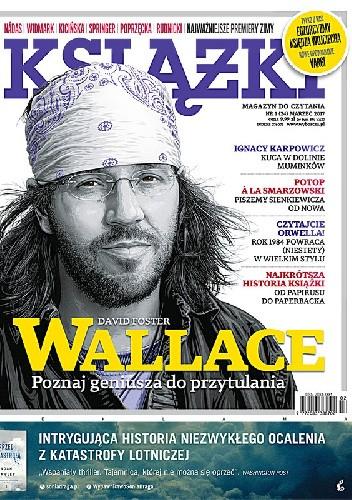 Okładka książki Książki. Magazyn do czytania, nr 1 (24), Luty 2017
