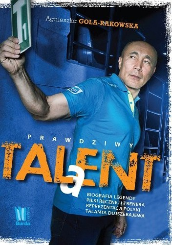 Okładka książki Prawdziwy talent