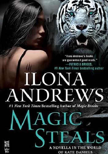 Okładka książki Magic Steals