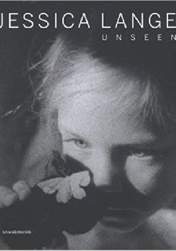 Okładka książki Jessica Lange. Unseen.