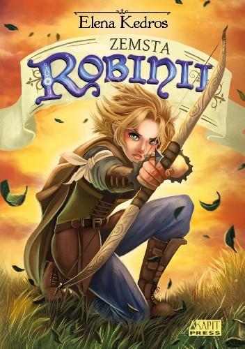 Okładka książki Zemsta Robinii