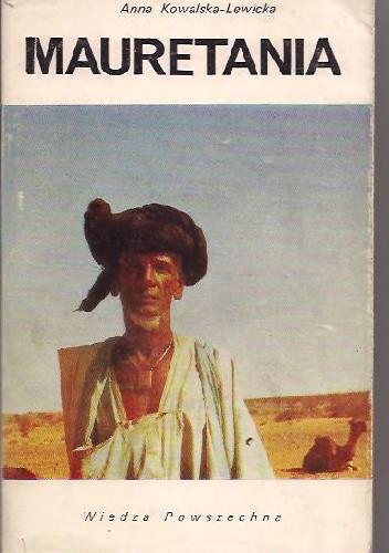 Okładka książki Mauretania