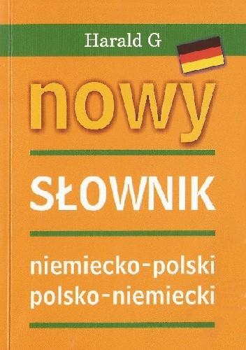 Okładka książki Nowy słownik niemiecko-polski, polsko-niemiecki