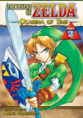 Okładka książki The Legend of Zelda: Ocarina of Time