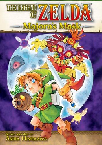 Okładka książki The Legend of Zelda: Majora's Mask