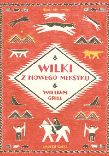 Okładka książki Wilki z Nowego Meksyku