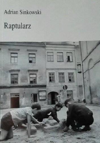 Okładka książki Raptularz