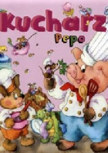 Okładka książki Kucharz Pepo