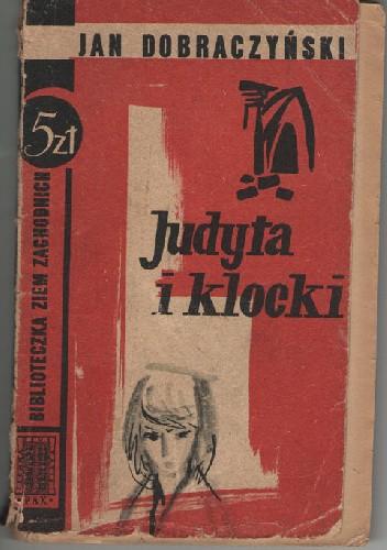 Okładka książki Judyta i klocki