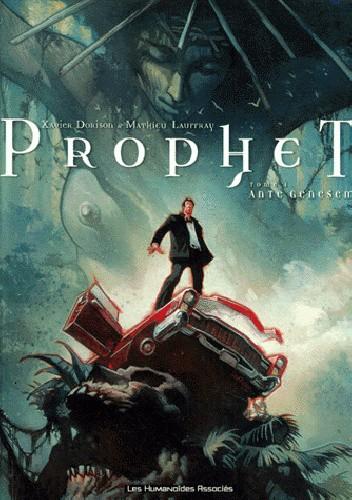 Okładka książki Prophet. Ante Genesem