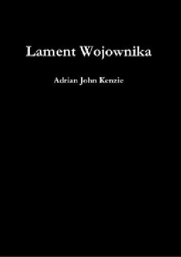 Okładka książki Lament Wojownika