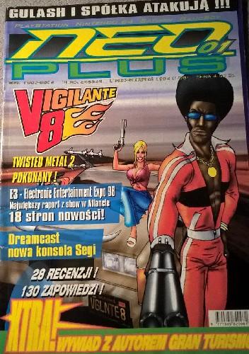 Okładka książki Neo Plus #001 - 01/98