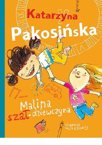Okładka książki Malina szał-dziewczyna