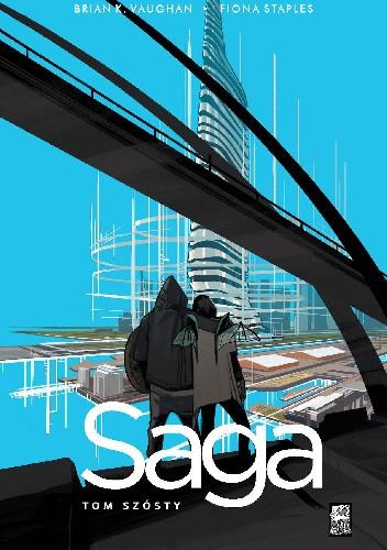 Okładka książki Saga. Tom Szósty