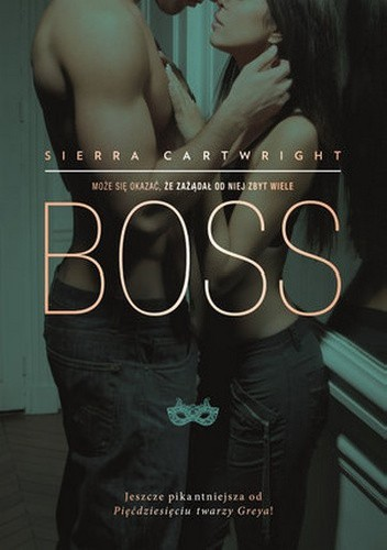 Okładka książki Boss