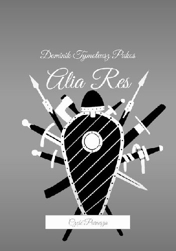 Okładka książki Alia Res
