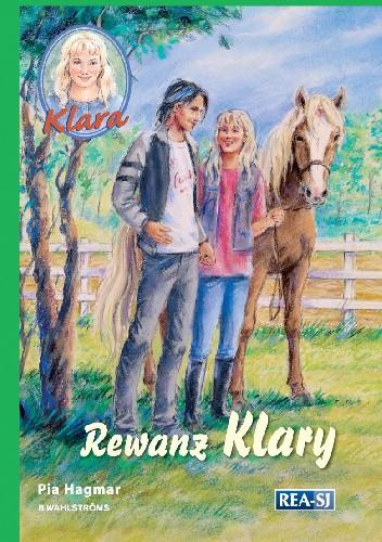 Okładka książki Rewanż Klary