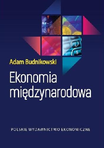 Okładka książki Ekonomia międzynarodowa