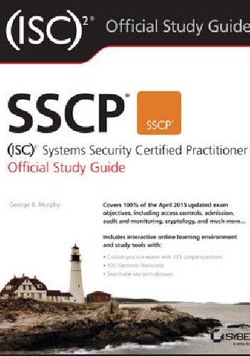 Okładka książki SSCP (ISC)2 Systems Security Certified Practitioner Official Study Guide