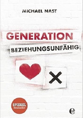 Okładka książki Generation Beziehungsunfähig