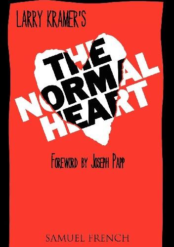 Okładka książki The Normal Heart