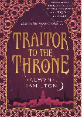 Okładka książki Traitor to the throne