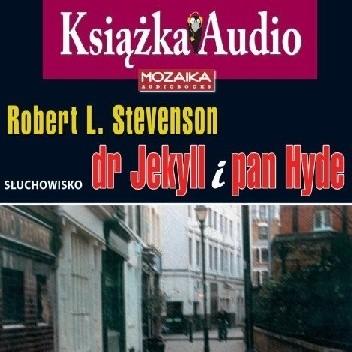 Okładka książki Dr Jekyll i pan Hyde