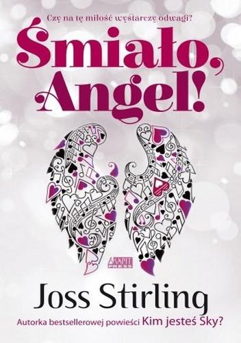 Okładka książki Śmiało, Angel!