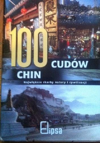 Okładka książki 100 cudów Chin