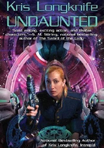 Okładka książki Undaunted