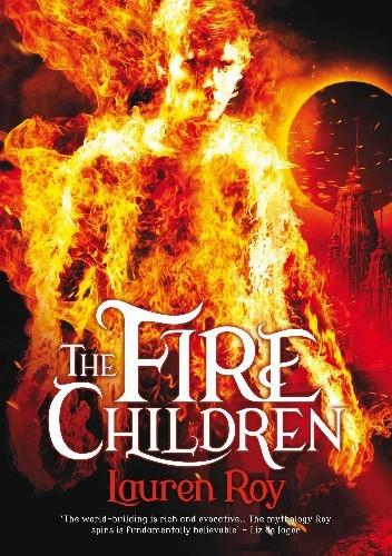Okładka książki The Fire Children