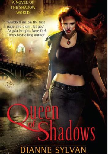 Okładka książki Queen of Shadows