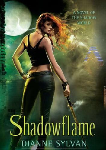 Okładka książki Shadowflame