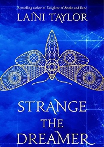 Okładka książki Strange the Dreamer