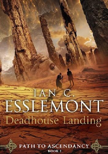 Okładka książki Deadhouse landing