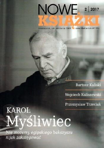 Okładka książki Nowe Książki nr 2 2017