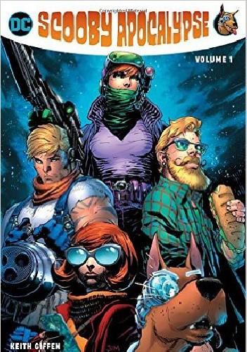 Okładka książki Scooby Apocalypse Vol. 1