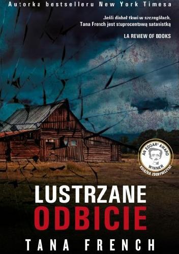Okładka książki Lustrzane odbicie