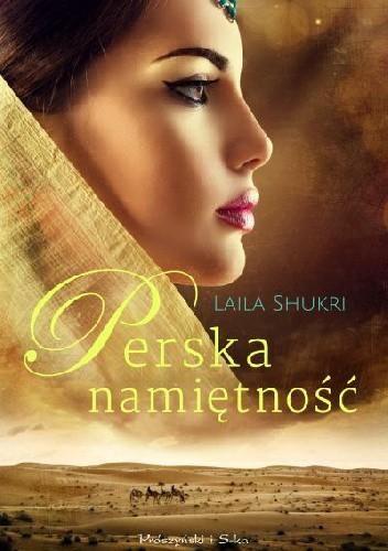 Okładka książki Perska namiętność