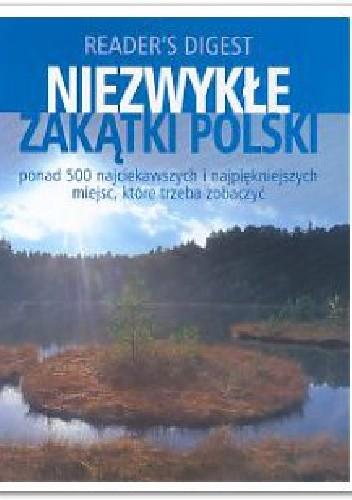 Okładka książki NIEZWYKŁE ZAKĄTKI POLSKI