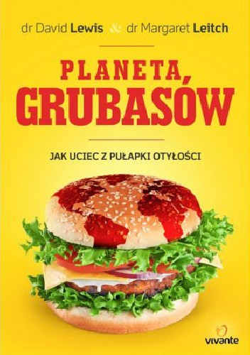 Okładka książki Planeta grubasów