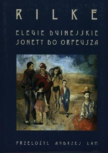 Okładka książki Elegie duinejskie. Sonety do Orfeusza