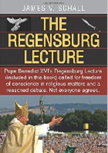 Okładka książki The Regensburg Lecture
