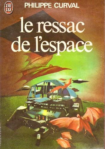 Okładka książki Le Ressac de l'espace