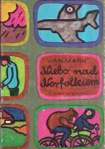 Okładka książki Niebo nad Norfolkiem