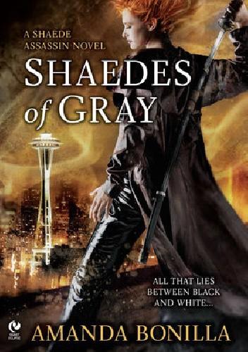 Okładka książki Shaedes of Gray