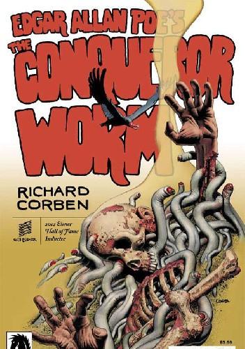 Okładka książki Edgar Allan Poe's The Conqueror Worm