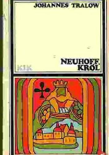 Okładka książki Neuhoff, król
